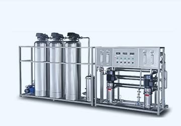 What kind of pure water equipment should the factory choose